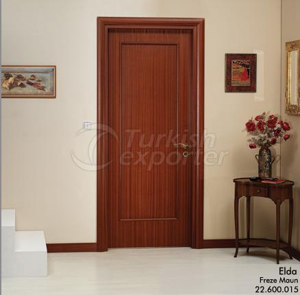 Wooden Door Elda
