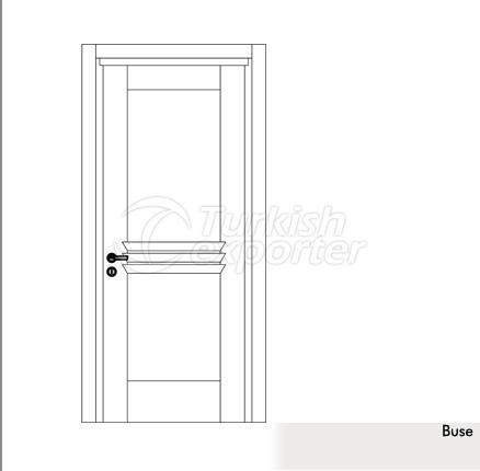 Wooden Door Buse