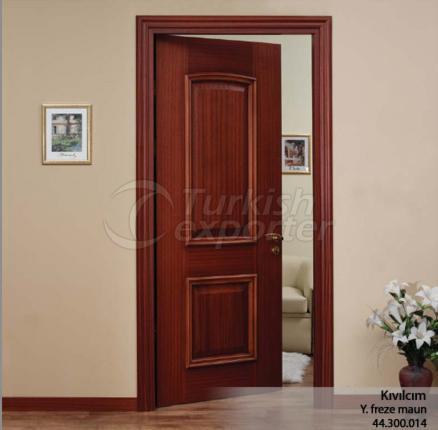 Wooden Door Kıvılcım