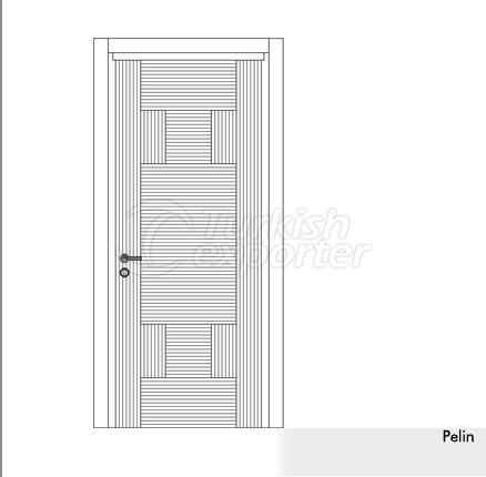 Wooden Door Pelin