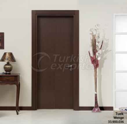 Wooden Door Tuek