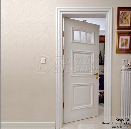 Wooden Door Regatta 3-Glass