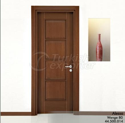 Wooden Door Alessa