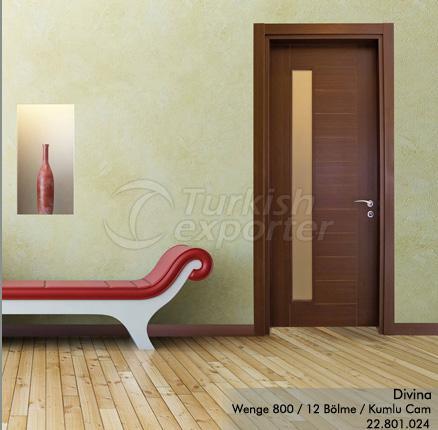 Wooden Door Divina