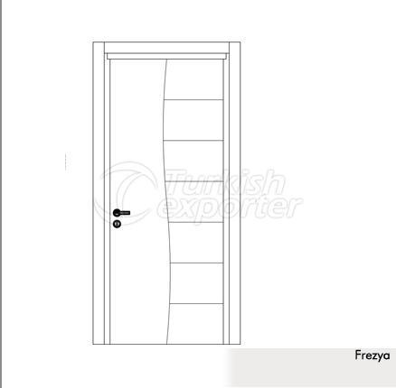 Wooden Door Frezya