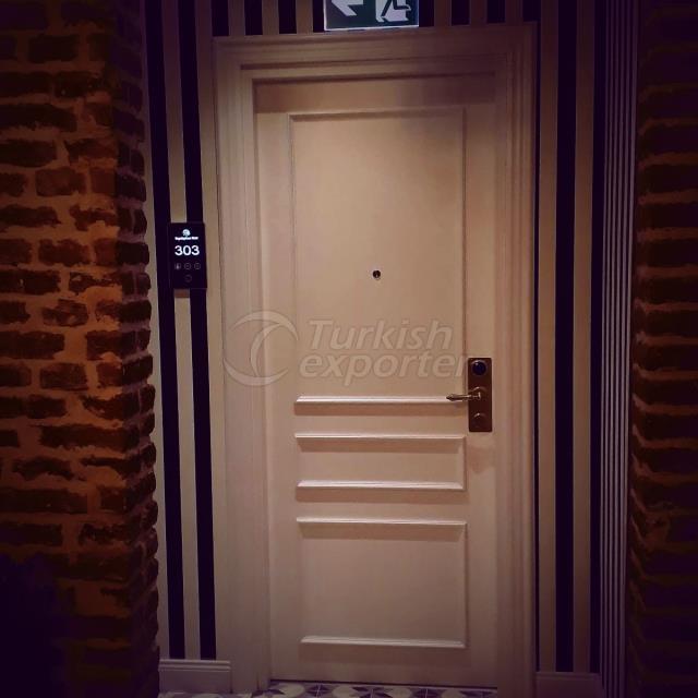 Wooden Door Yenibahar