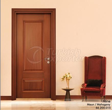Wooden Door Mine