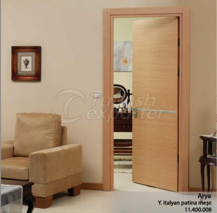 Wooden Door Arya