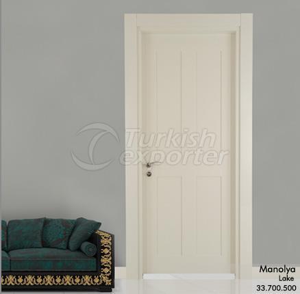 Wooden Door Manolya