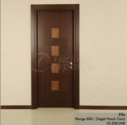 Wooden Door Effe