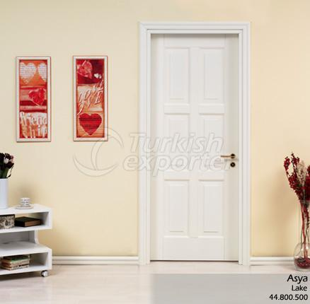 Wooden Door Asya
