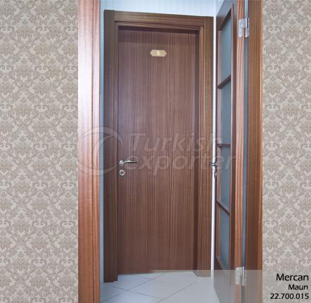 Wooden Door Mercan