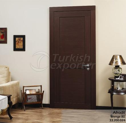 Wooden Door Afrodit