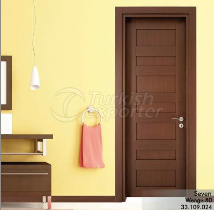 Wooden Door Seven