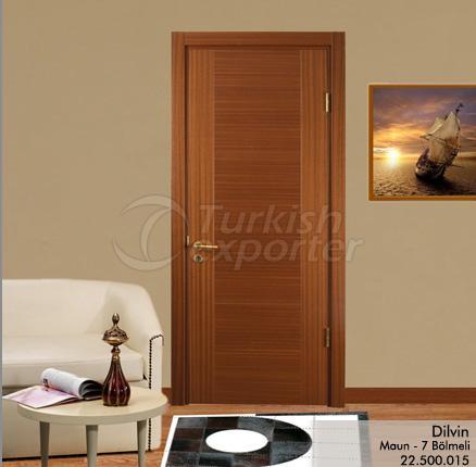 Wooden Door Dilvin