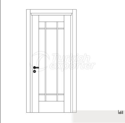 Wooden Door Idil Wooden Panel