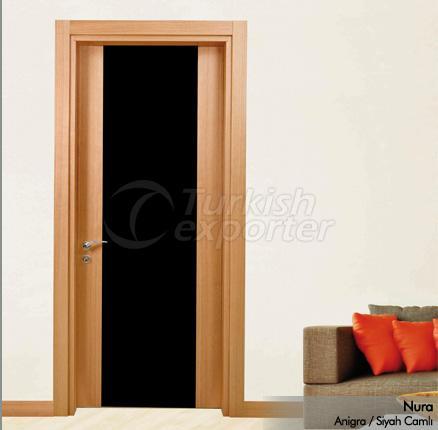 Wooden Door Nura
