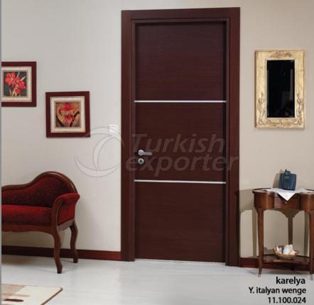 Wooden Door Karelya