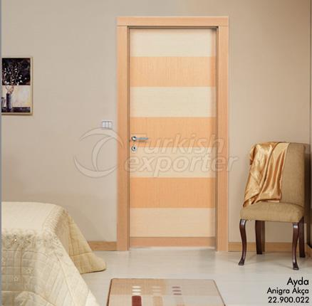 Wooden Door Ayda