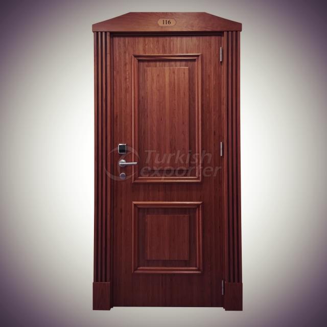 Wooden Door Salkım