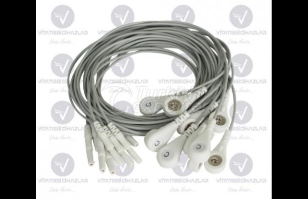 10 Lead Ecg Snap VT-03081