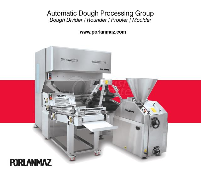 Automatic Dough Processing Group