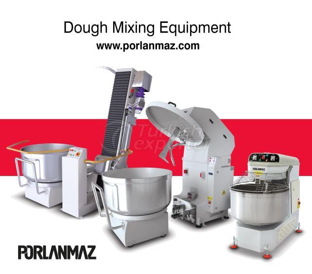 Dough Mixing Equipment
