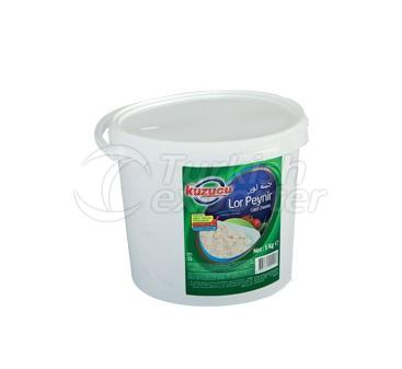 Curd Cheese 5 Kg Bucket