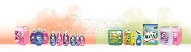 Cleaning Products Alyans
