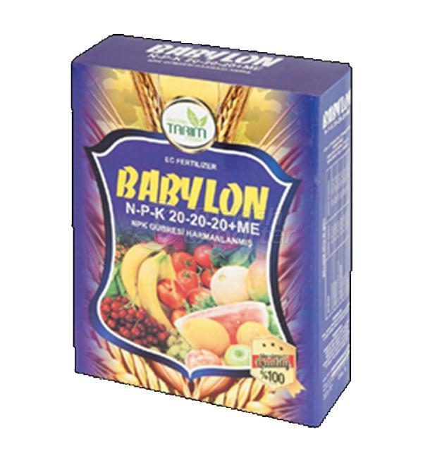 NPK Powder Fertilizer BABYLON 20
