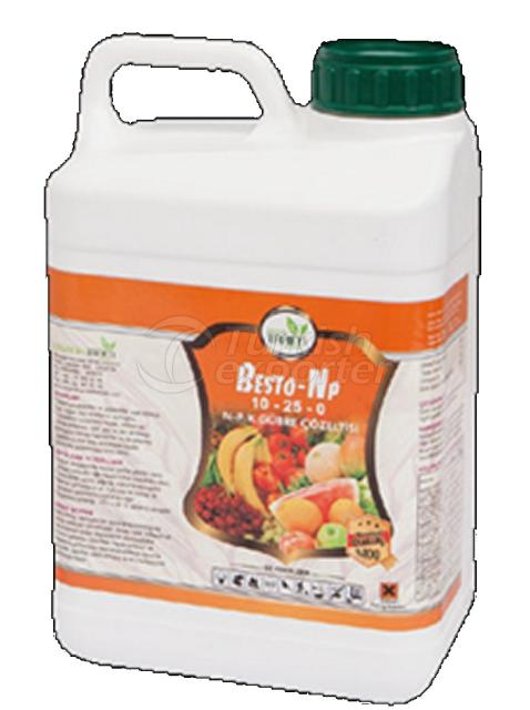 NPK Liquid Fertilizer BESTO – NP