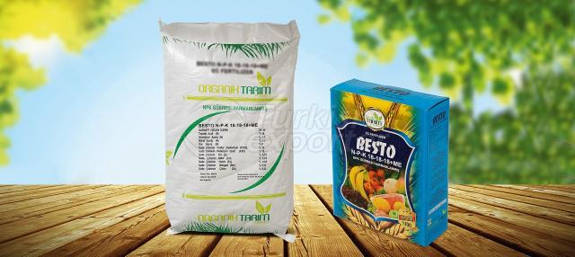 Fertilizers Besto NPK 18_18_18