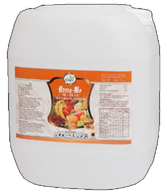 NPK Liquid Fertilizer BESTO – NP