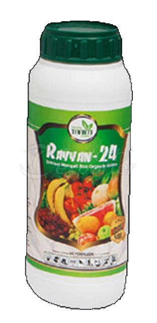 Organic Liquid Fertilizer RAYYAN-24