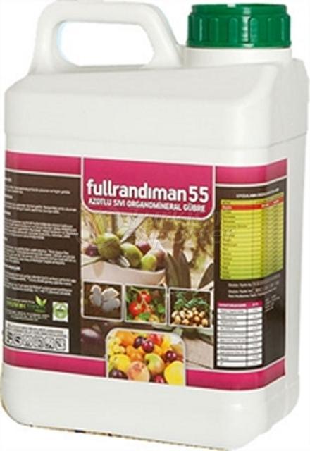 Organamineral Fertilizers