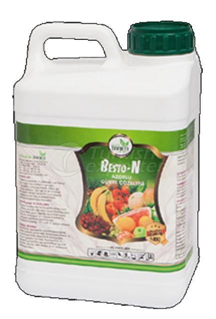 NPK Liquid Fertilizer BESTO – N