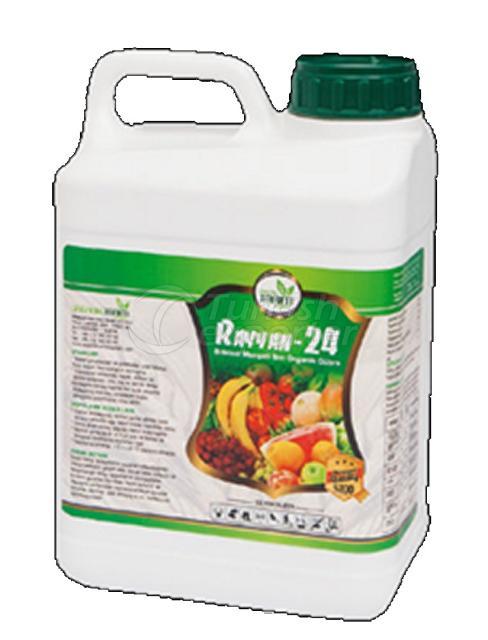 Organic Liquid Fertilizer RAYYAN-24