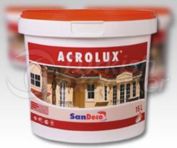 Exterior Paints Acrolux