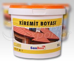 Roof Tile Paints
