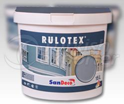 Exterior Paints Rulotex