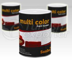 Decorative Paints Multi Color