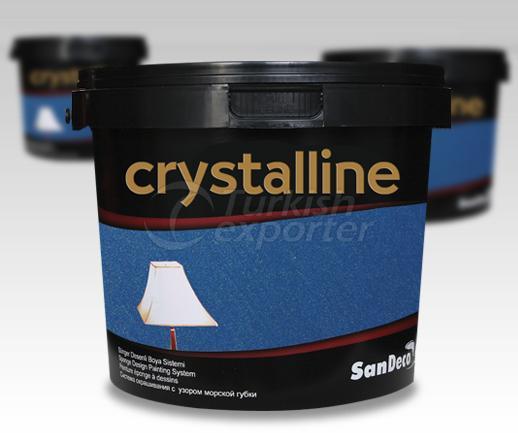 Decorative Paints Crystalline