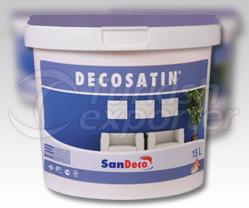 Interior Facade Paints Decosatin