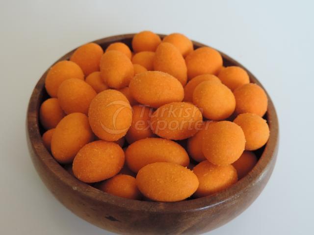 Nacho Coated Peanuts