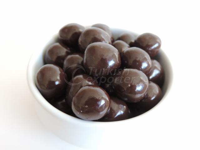 Bitter Chocolate Figs