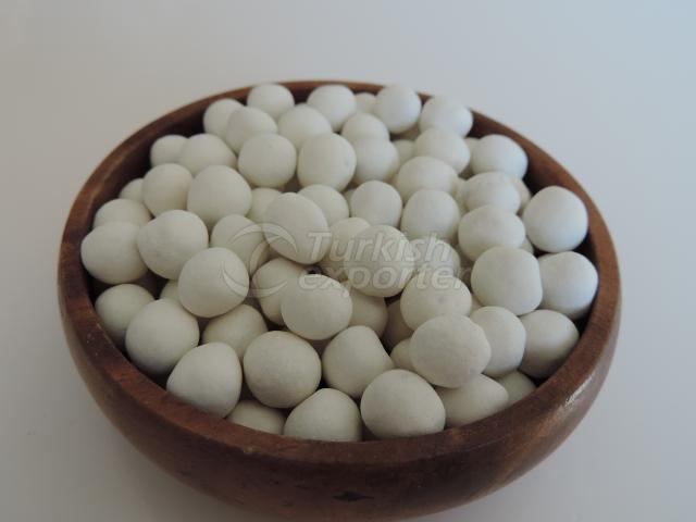 White Crispy Chickpeas