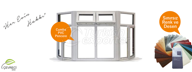 Bay PVC Windows