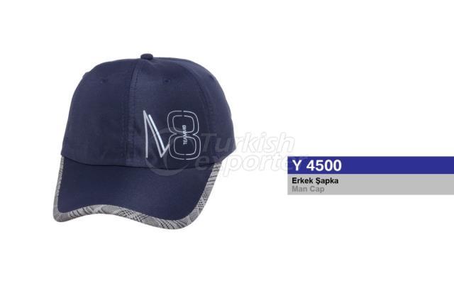 Man Cap Y4500
