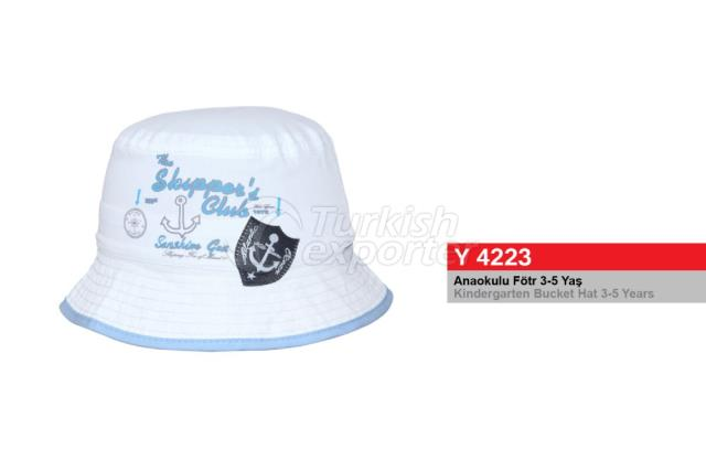 Kindergarten Bucket Hat Y4223