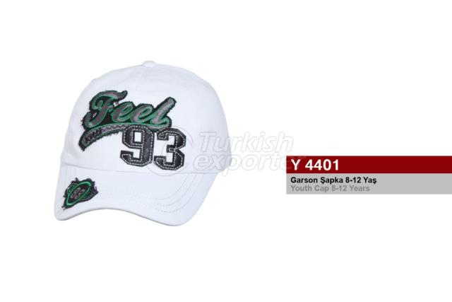 Youth Cap Y4401